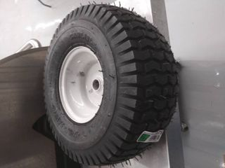 15x6 00 6NHS turf saver 2 ply tubeless tire