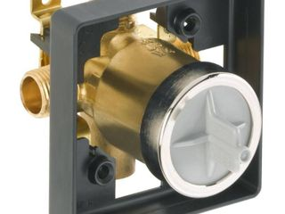 Delta Tub   Shower Rough Faucet R10000 UNBXHF   Not Inspected