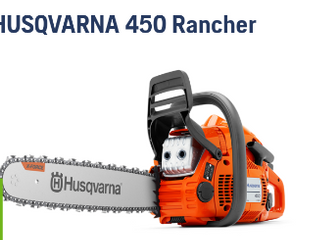 Husqvarna X  Force Chainsaw    Used   Not Inspected