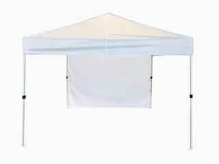 Z Shade Canopy   White W  light Grey Top   Not Inspected