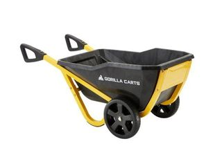 Gorilla Carts 600lB MAX Evolution Yard Cart