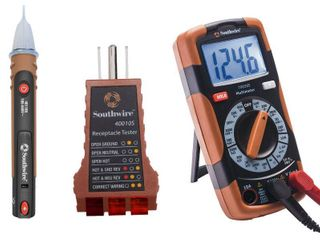 Southwire Tools  amp  Equipment Electrical Test Kit