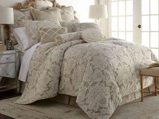 PCHF Brighton luxury King Comforter  Retail 698 62