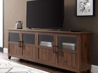 The Gray Barn 70 inch 4 Door Split Panel TV Console  Retail 319 99