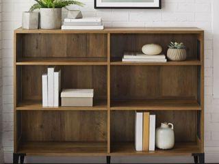 Carbon loft 52  Mesh Side Panel Bookshelf  Retail 235 49