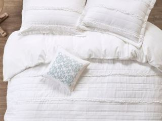 Copper Grove Burwell Duvet Cover and Coverlet Set Full Queen  Retail 89 98