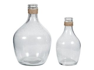 Marcin Modern Farmhouse Vase   Set of 2
