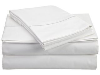 luxury Solid Egyptian Cotton 800 Thread Count Deep Pocket King Sheet Set  Retail 99 99
