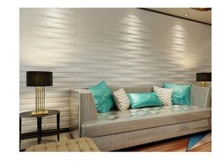 Bridge Design Set of 20 Plant Fiber 3D Wall Each Sheet is 20 X20  Retail 81 99