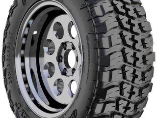 Federal Couragia M T Mud Terrain Tire   33X12 50R20 E 10ply