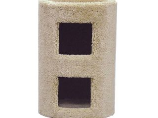 Classy Kitty 2 Story Cat Condo Regular   Assorted Colors    13 W x 21 H
