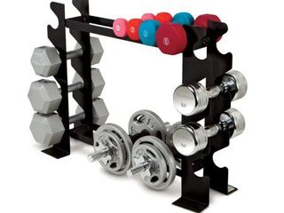 Marcy Dumbbell Weight Rack DBR56