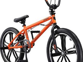 Mongoose legion Mag Freestyle Bmx Bike Steel Frame With 20 inch Mag Wheel