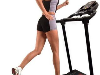 Serenelife SlFTRD18   Smart Folding Compact Treadmill