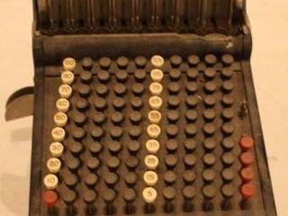 Vintage Brandt Automatic Cashier Coin Changer