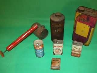 Vintage lawn Care   Insect Killers