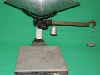 Cast Iron Countertop Platform Scales