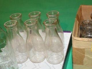 Various Milk Bottles   Dual Carrier