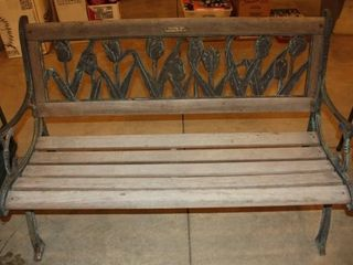 Berkley Forge Garden Bench