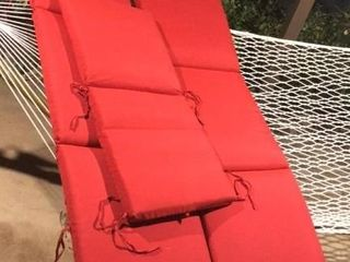 3  Threshold lounge Chair Cushions