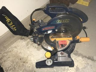 GMC laser guided Compound 10  Miter Saw