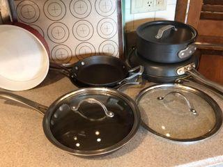 Calphalon Skillets   Pans  Nordic Ware Cake Pan