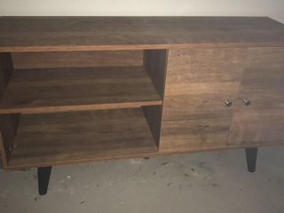 Pressed Wood TV Stand Media Console