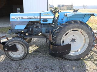 lANDINI 7860 GINSENG TRACTOR   3315 HRS