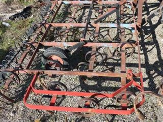 3PTH 13  CUlTIVATOR WITH TINE HARROWS
