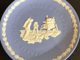 Wedgwood Man On The Moon