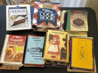 31  Cook Books
