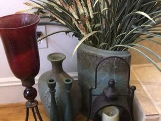Decorative Vases  Candle Stands  lantern