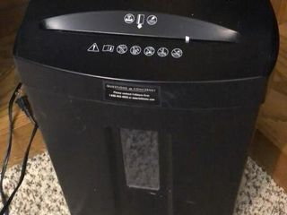 Fellowes W 6C Paper Shredder