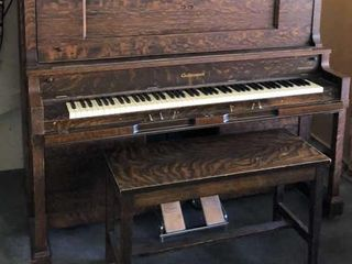 Gulbransen Registering Player Piano  1926