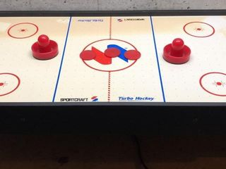 SportCraft Turbo Hockey Tabletop Air Hockey
