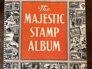 The Majestic Stamp Album