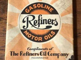 Gasoline Refiners Road Map