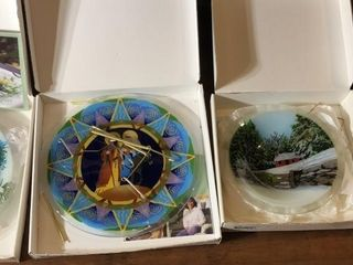 4  Peggy Karr Glass Plates