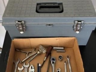 Craftsman Hand Tools and Popular Mech  toolBox