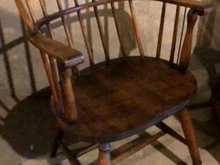 Antique Captains Chair