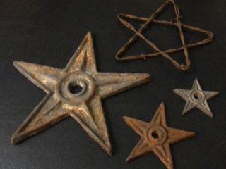 4  Metal Stars