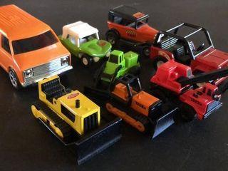 Modern Tonka Toys