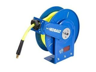 Kobalt Air Hose with Reel
