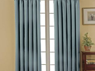 Eclipse Canova Thermal light Filtering Curtain Panel 42in x 63in