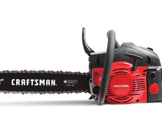 Craftsman 18 in 42cc 2 cycle Gas 18in 42cc Bar Performance Chainsaw