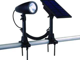Outdoor Solar Flag light