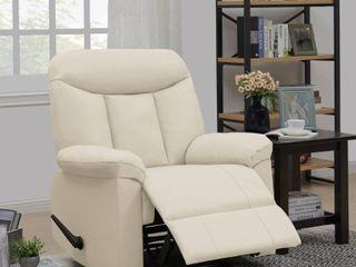 Houffalize Almond Wall Hugger Recliner Chair