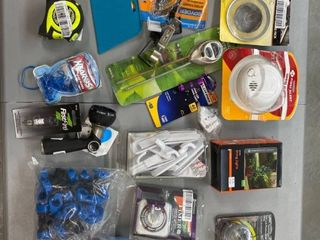 Miscellaneous Hardware Parts Accessories Odds and Ends  String lights  Smoke Alarm  Paint Rollers and More