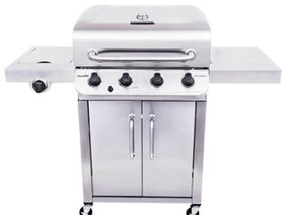 Char Broil Four Burner Gas Grill
