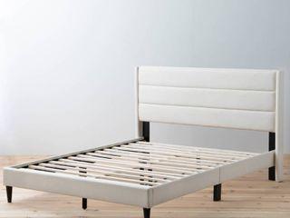 Triple lined Twin Platform Bed
